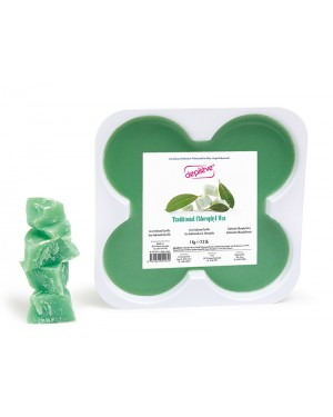 Traditional Chlorophyl Hot Wax 1kg
