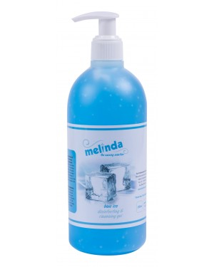 Blue Ice Disinfecting & Cleansing Gel 500ml