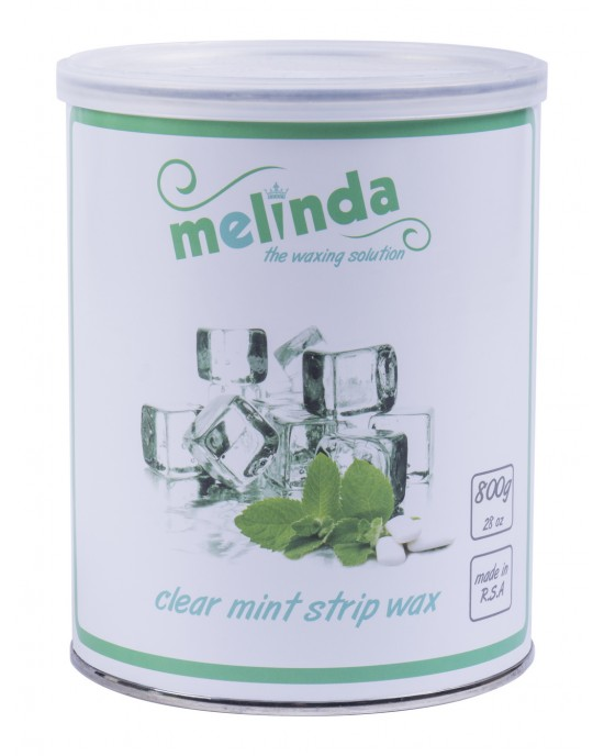 Clear Mint Strip Wax 800g