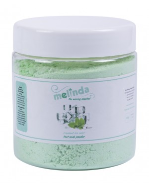 Hand & Foot Soak Powder With Mint