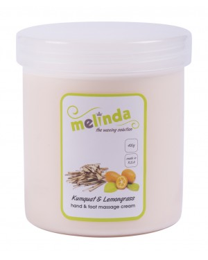 Kumquat & Lemongrass Massage Cream 400g