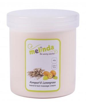 Kumquat & Lemongrass Massage Cream 400g