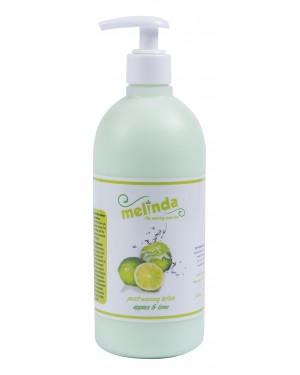 Post Waxing Lotion Apples & lime 500ml