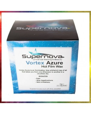 Vortex Azure Hot Film Wax 1kg