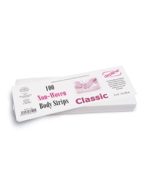 Depilieve Classic body waxing strips 100pcs