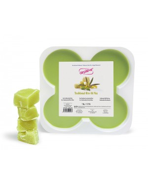 Traditional Olive Oil Hot Wax 1kg