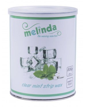 Clear Mint Strip Wax 800g