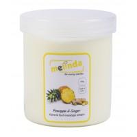Pineapple & Ginger Massage Cream 400g