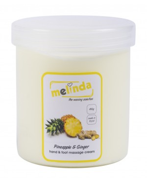 Pineapple & Ginger Massage Cream 400g