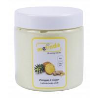 Pineapple & Ginger Scrub 400g