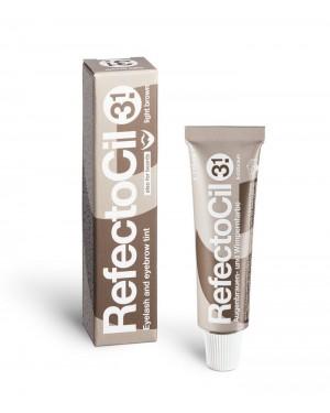Light Brown RefectoCil 15ml